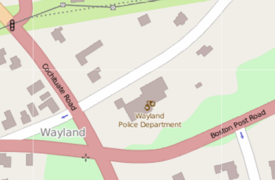 Road to Wayland