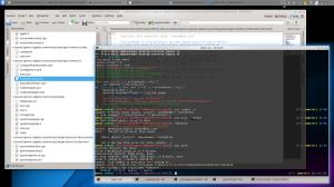 I can hack on Plasma2 using Plasma2!