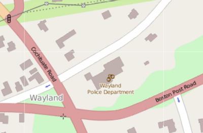 Road to Wayland
