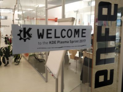 Welcome, KDE hackers!